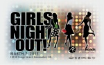 2013 Girls Night Out in Newmarket Ontario